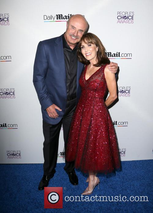 Phil Mcgraw and Robin Mcgraw 11