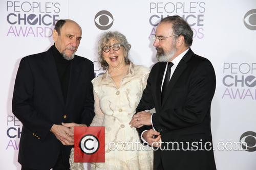 F. Murray Abraham, Kathryn Grody and Mandy Patinkin 2