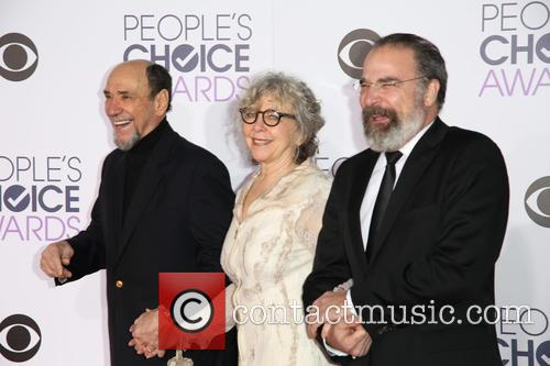 F. Murray Abraham, Kathryn Grody and Mandy Patinkin 3