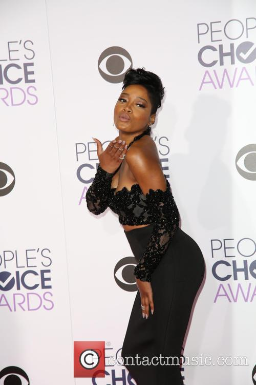 Keke Palmer - People's Choice Awards 2016 | 5 Pictures ...