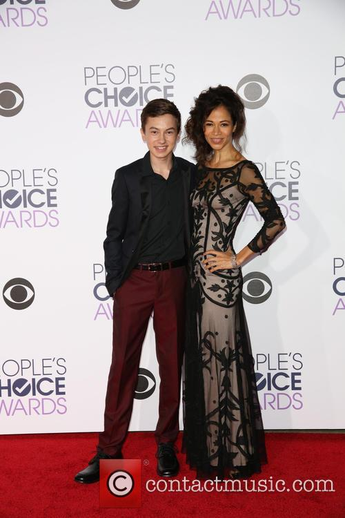 Hayden Byerly and Sherry Saum 2