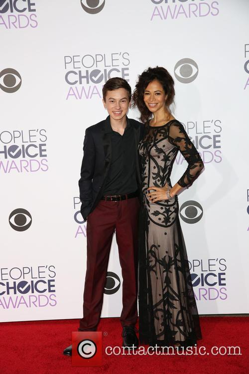 Hayden Byerly and Sherry Saum 3