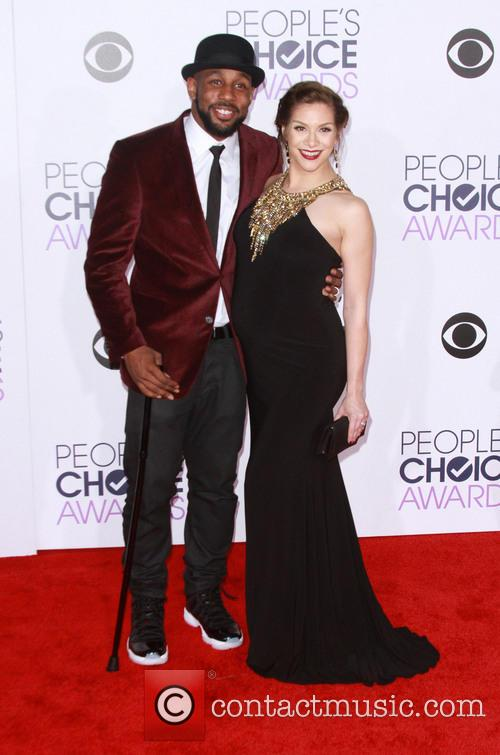 Allison Holker and Stephen Boss 6