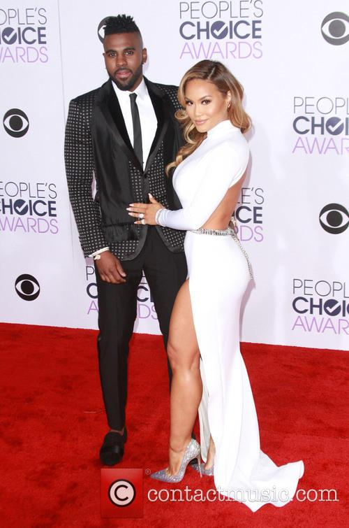 Jason Derulo and Daphne Joy 2