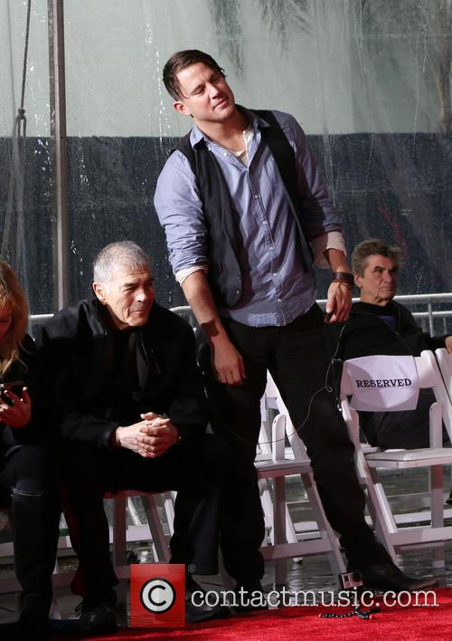 Robert Forster and Channing Tatum 4