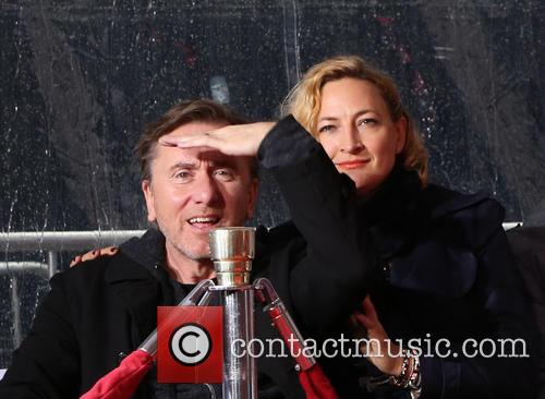 Tim Roth and Zoe Bell 7