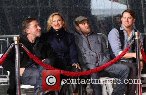 Tim Roth, Zoe Bell and Channing Tatum 11
