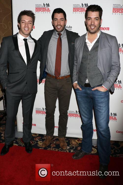 Jd Scott, Drew Scott and Jonathan Scott 1