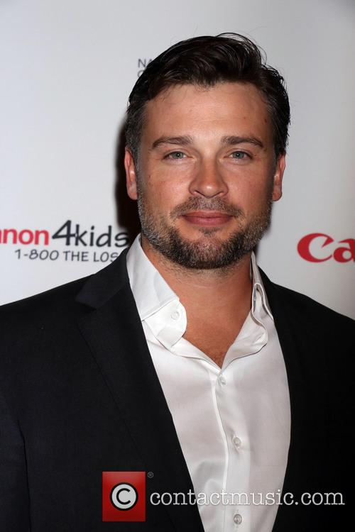 Former 'Smallville' Star Tom Welling On Why He Joined 'Lucifer' And Returned To Tv