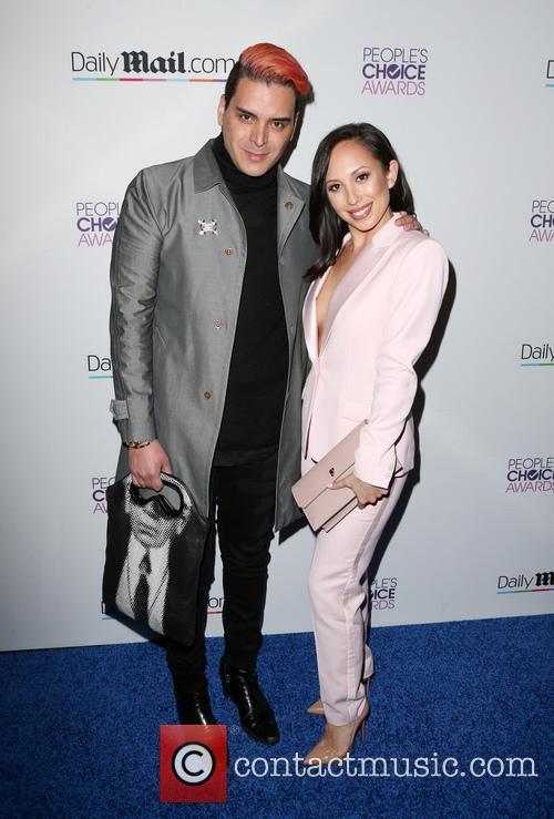 Markus Molinari and Cheryl Burke 3