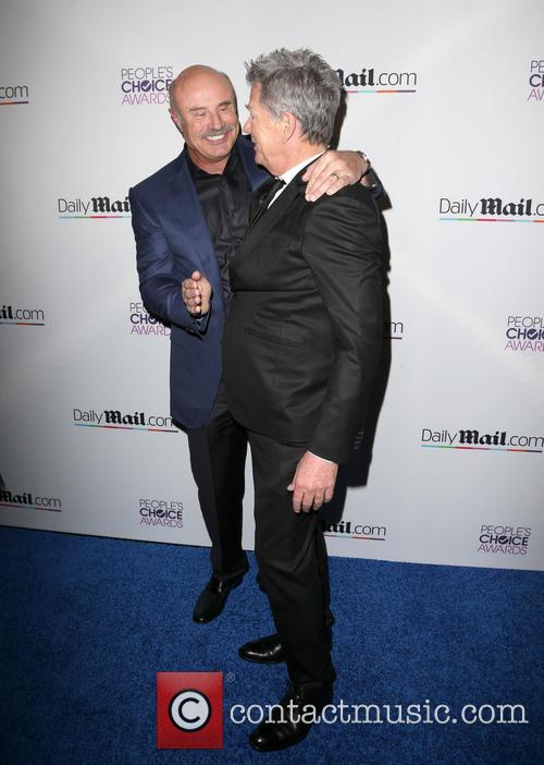 David Foster and Phil Mcgraw 5