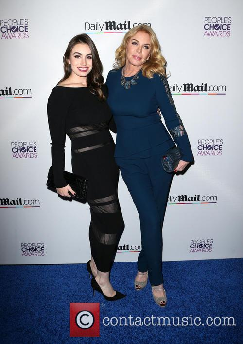 Sophie Simmons and Shannon Tweed 9