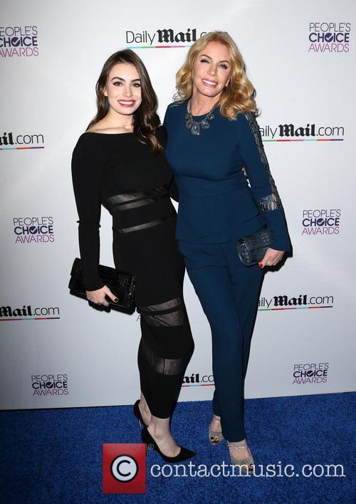 Sophie Simmons and Shannon Tweed 10