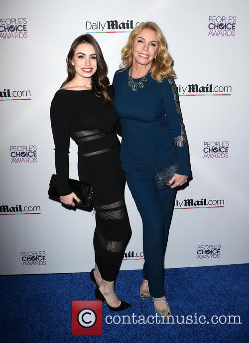 Sophie Simmons and Shannon Tweed 11