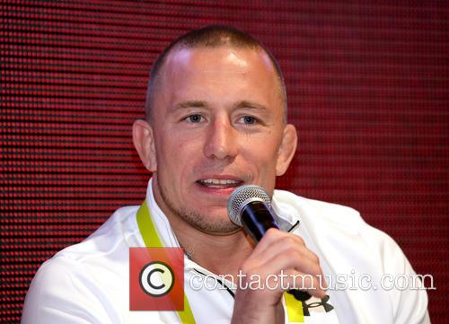 Las Vegas and Georges St Pierre 1