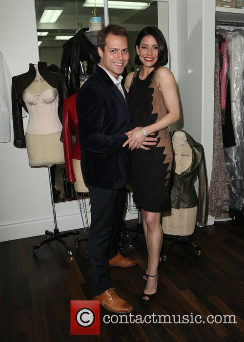 Collen Drew Henderson and Emmanuelle Vaugier 1