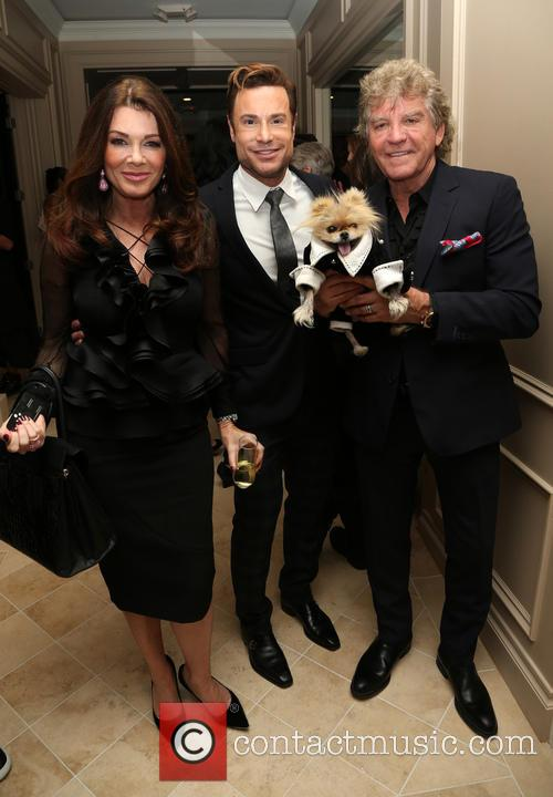Lisa Vanderpump, Rene Horsch, Ken Todd and Giggy 7