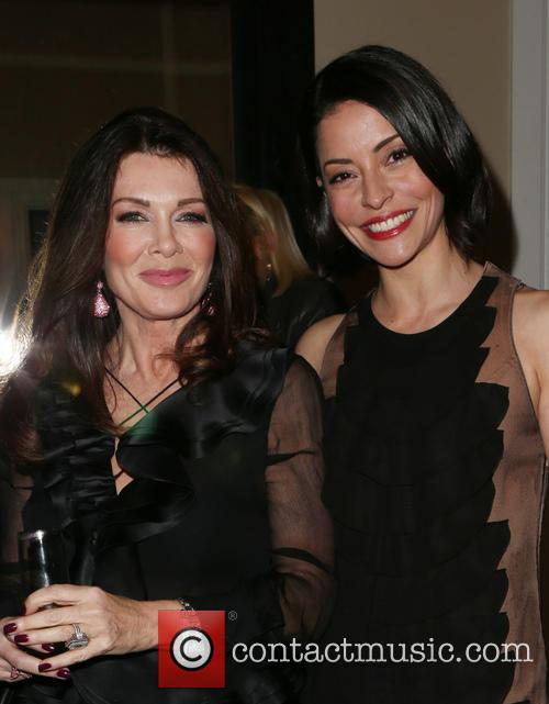 Lisa Vanderpump and Emmanuelle Vaugier 8