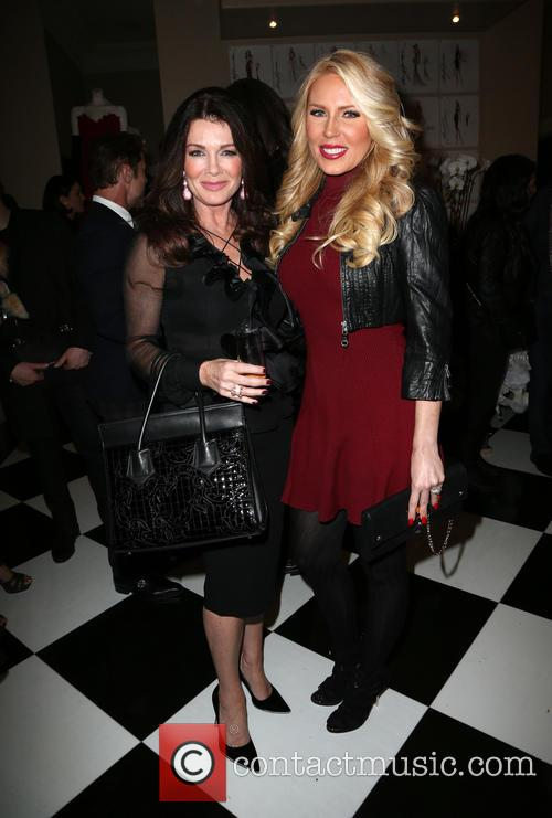 Lisa Vanderpump and Gretchen Rossi 9