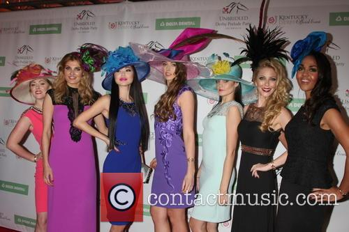 Derby Hats On Models 1
