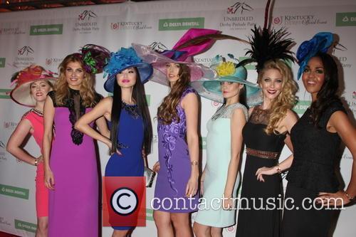 Derby Hats On Models 1