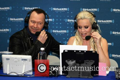 Donnie Wahlberg and Jenny Mccarthy 1