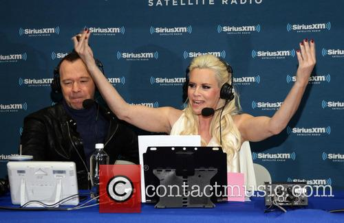 Donnie Wahlberg and Jenny Mccarthy 2