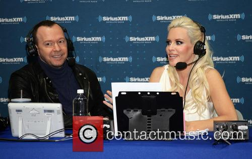 Donnie Wahlberg and Jenny Mccarthy 9
