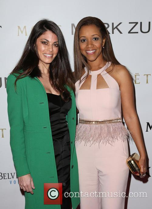 Lindsay Hartley and Chrystee Pharris 3