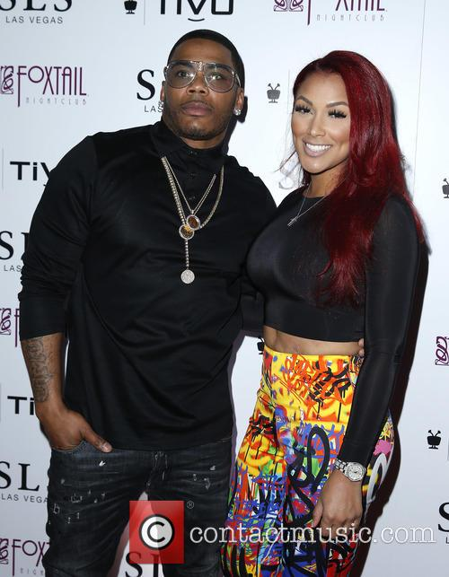 Nelly and Shantel Jackson 8