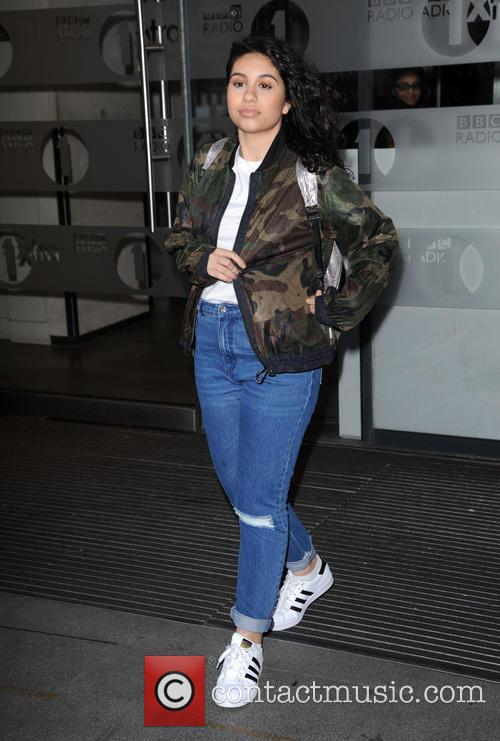 Alessia Cara at BBC Radio 1
