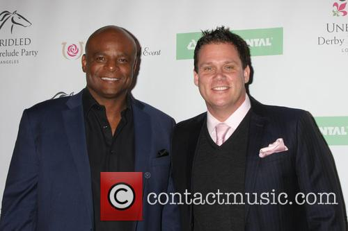 Warren Moon and Bob Guiney