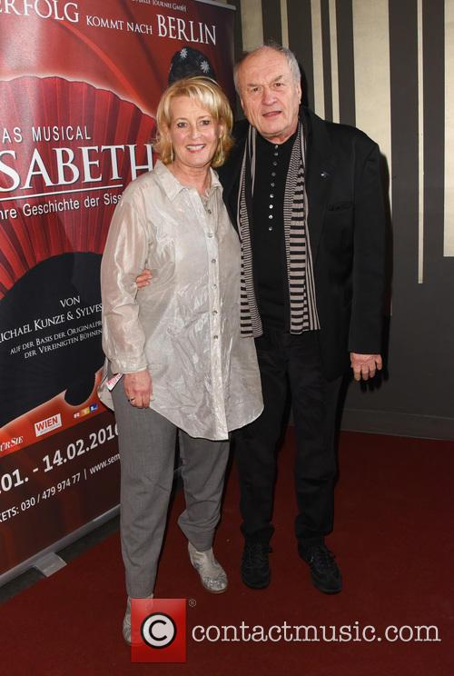 Annette Mattausch and Dietrich Mattausch 1
