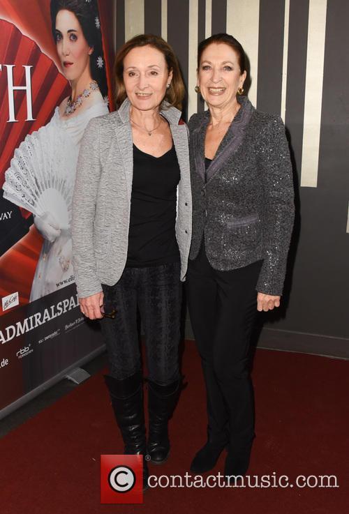 Eleonore Weisgerber and Daniela Ziegler 1