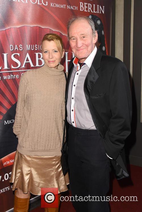 Michael Mendl and Christine Friedmann 2