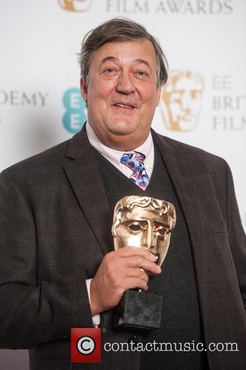 Stephen Fry Leaves Twitter After Backlash Over Baftas 'Bag Lady' Joke