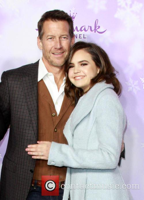James Denton and Bailee Madison 1