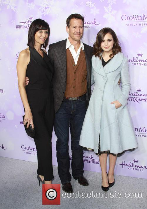 Catherine Bell, James Denton and Bailee Madison 1