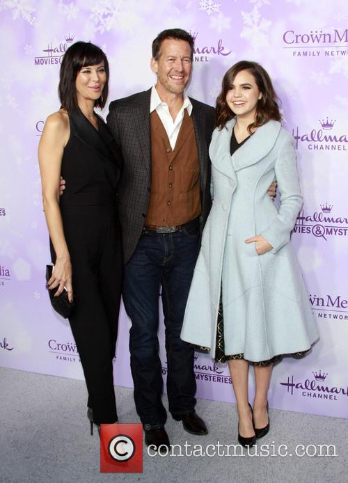 Catherine Bell, James Denton and Bailee Madison 2