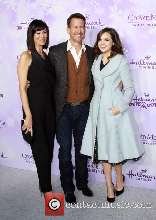 Catherine Bell, James Denton and Bailee Madison 3