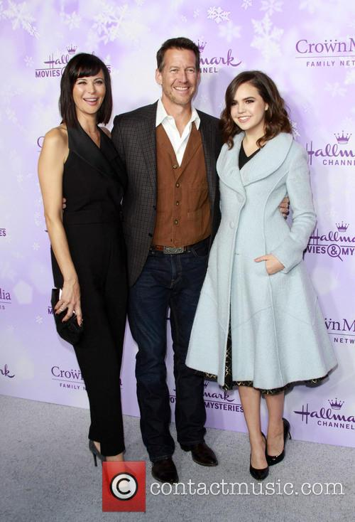 Catherine Bell, James Denton and Bailee Madison 4