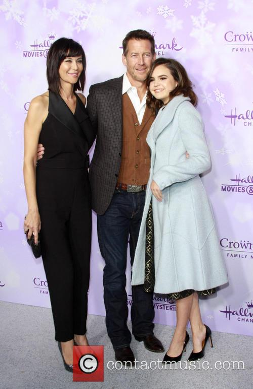 Catherine Bell, James Denton and Bailee Madison 6