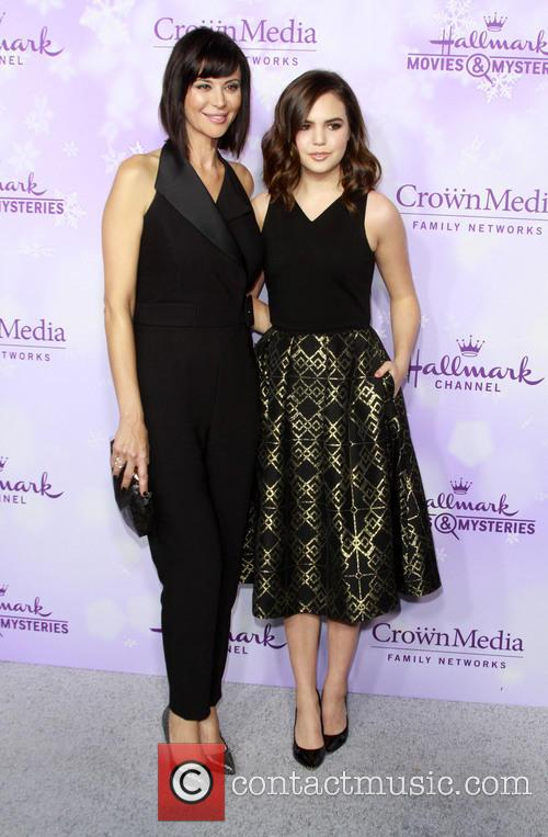 Catherine Bell and Bailee Madison 7