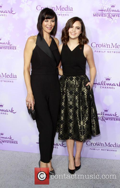 Catherine Bell and Bailee Madison 8