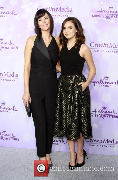 Catherine Bell and Bailee Madison 9