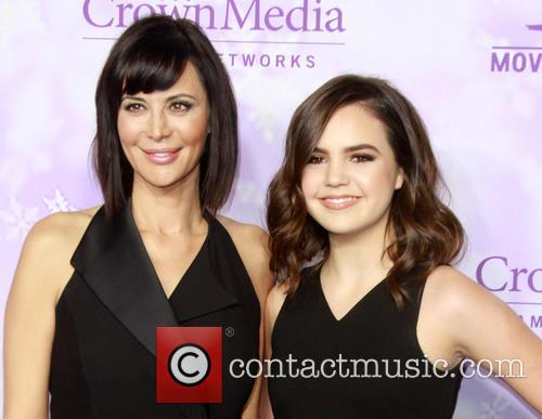 Catherine Bell and Bailee Madison 11
