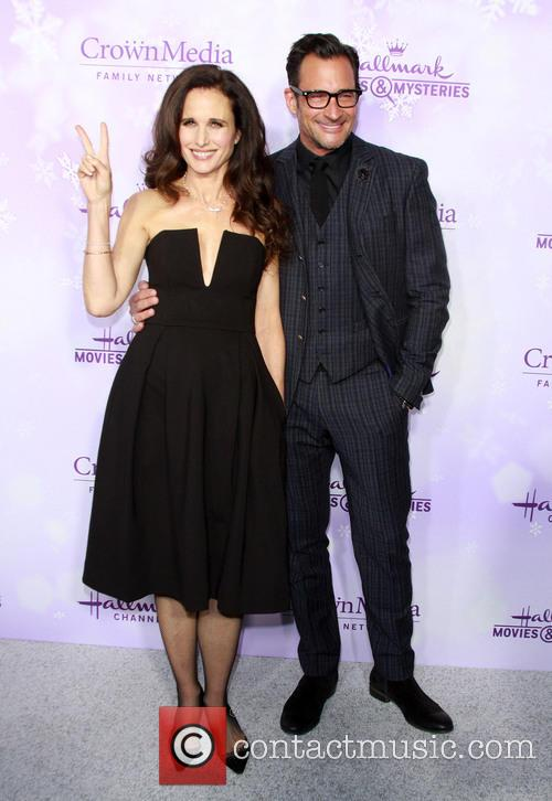 Andie Macdowell and Lawrence Zarian 11