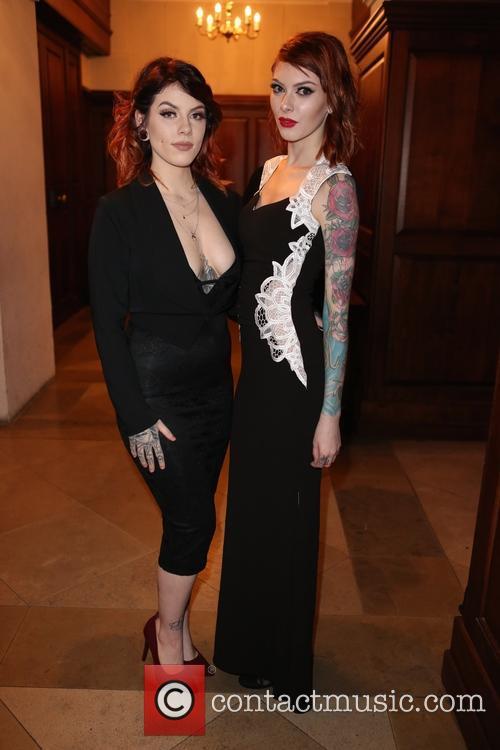 Bea Duxbury and Francesca Louise Merricks 1