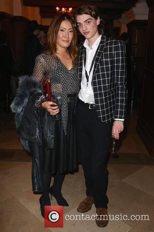 Sascha Bailey and Mimi Nishikawa 1