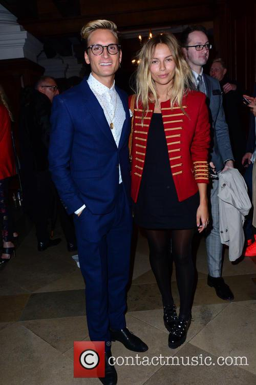 Emma Lou Connolly and Oliver Proudlock 1